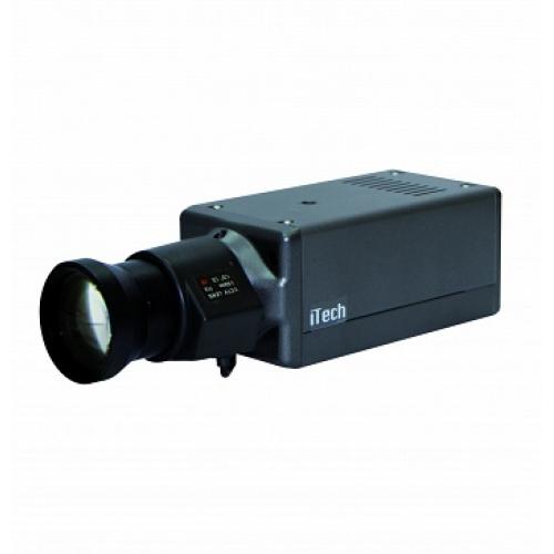 Тепловизионная видеокамера Samsung SCB-9080P (f=50мм, 1000м,-30…+50 град )