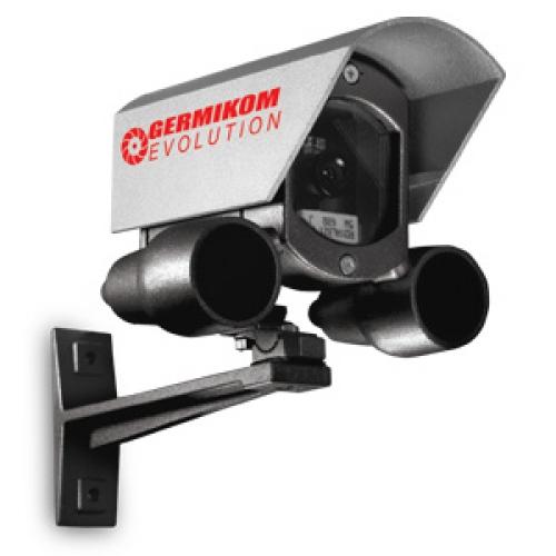 Камера видеонаблюдения GERMIKOM R-2 EVOLUTION (Видеокамера наблюдения)Jgbcfybt