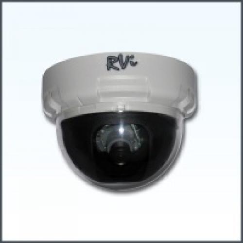 Купольная камера видеонаблюдения RVi-E21 (3.6 мм)