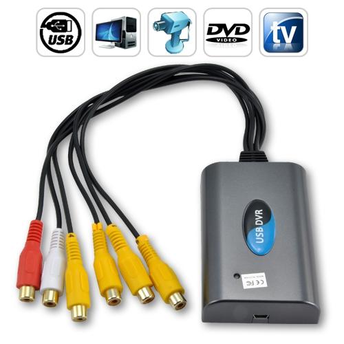 Видеорегистратор DVR Home 001