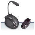 Переговорное устройство клиент-кассир цифровой детектор фона DAD