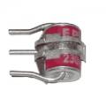 Разрядник 8x13 Разрядник 3-полюсный, с термозащитной пружиной, металлокерамический