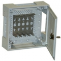 Kronection Box II Коробка распределительная пластмассовая для настенной установки
