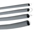 Гофрошланг 16 Труба легкая гофрированная с протяжкой, ПВХ, диаметр 16 мм
