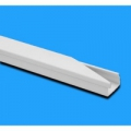 Короб 25x16 Короб для прокладки кабеля (кабель-канал) одноканальный