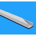 Короб 40x25 Короб для прокладки кабеля (кабель-канал) одноканальный