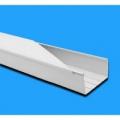 Короб 100x40 Короб для прокладки кабеля (кабель-канал) одноканальный