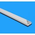 Короб 30x10 Короб для прокладки кабеля (кабель-канал) двухканальный