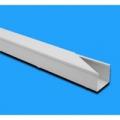 Короб 40x40 Короб для прокладки кабеля (кабель-канал) одноканальный