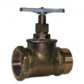 Вентиль КПЛП50-1 (муфта-цапка) Вентиль латуный