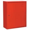 ПК-310Н Шкаф пожарный без стекла красный (левый)