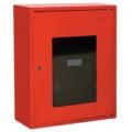 ПК-310Н Шкаф пожарный со стеклом красный (правый)