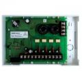 СКШС-03-4, корпус IP 20 Контроллер для приема сигналов обратной связи от устройств пожарной автоматики сетевой