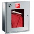 ПК-310В Шкаф пожарный со стеклом белый