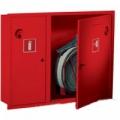 ПК-315В Шкаф пожарный без стекла красный