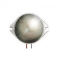 Строб-220 (красный) (ПКИ-СТ) Оповещатель световой