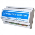 Альбатрос-1500 DIN Блок защиты от высоковольтных импульсов и длительных перенапряжений