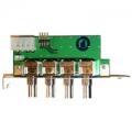 MB-BNC4 AGC Дополнительная панель видеовходов