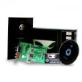 Линия PCI-E 8x25 Hybrid IP Гибридная плата видеозахвата (аналог или IP)