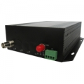 NT-D100-20 (N-NET) Комплект оптический приемник-передатчик видеосигнала
