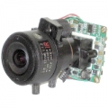 CO-CBK92DNM Видеокамера модульная цветная