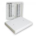КРТП 15x2 Коробка телефонная распределительная плоская