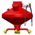 АУП «ТРВ-Гарант-Р» (40) Система пожаротушения тонкораспыленной водой автоматическая