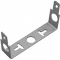 Хомут на 1 плинт Хомут монтажный, глубина 22 мм, для 1 плинта 2/10 (6050-3-122-01)
