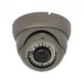 PE-2012L 2.8-12 Видеокамера уличная купольная цветная