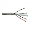 Кабель UTP 4x2x0,52 кат 6е Кабель «витая пара» (LAN) для структурированных систем связи