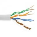 Кабель UTP 4x2x0,52 кат 5е Кабель «витая пара» (LAN) для структурированных систем связи