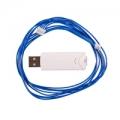 Кабель USB 1 Кабель для программирования с компьютера объектовых приборов через USB порт