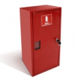 ШПО-102 Шкаф пожарный без стекла красный