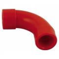 02-1002-25 Переход 90° для трубы диаметром 25мм