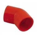 02-1003-25 Переход 45° для трубы диаметром 25мм