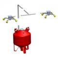 МУПТВ «ТРВ-Гарант-30» Установка пожаротушения тонкораспылённой водой модульная