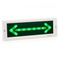 КРИСТАЛЛ-12-ДИН1 Оповещатель охранно-пожарный световой (светоуказатель) динамический