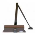 QM-D730 Доводчик для дверей весом до 90 кг., цвет коричневый