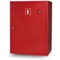 ШПО-112 Шкаф пожарный без стекла красный (правый)