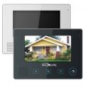PVD-705CM128SD белый Монитор видеодомофона цветной с функцией «свободные руки»