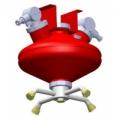 ТРВ-Гарант (вз) (40) Модуль пожаротушения тонкораспыленной водой со степенью взрывозащиты 1ЕxsdiaIIBT3X/ РВExsdiaIX