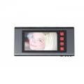 Nota STL цвет темно-серебряный Монитор видеодомофона цветной с функцией «свободные руки»