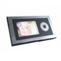 Smarty монитор видеодомофона (цвет серебристый) Монитор видеодомофона цветной с функцией «свободные руки»