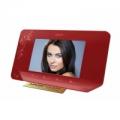 GARDI Magic Touch (цвет красный) Монитор видеодомофона цветной с функцией «свободные руки»