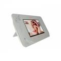 GARDI Magic Touch (цвет белый) Монитор видеодомофона цветной с функцией «свободные руки»