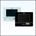 Rvi-VD1 LUX (черный) Монитор видеодомофона цветной с функцией «свободные руки»