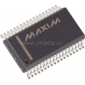 MAX6954AAX, LED Display драйвер Ind SSOP36
