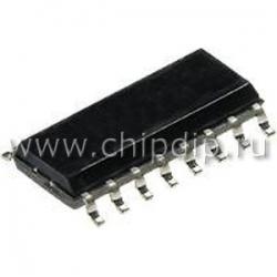 MAX232ECSE+, RS232 драйвер защ. Com SO16