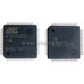 AT89C51ED2-SLSUM, PLCC44, микроконтроллер ISP Flash, 80C51, 8-bit, Ind