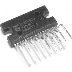 Конструкция сабвуфера с использованием усилителя низкой частоты на ИМС TDA1562Q.
